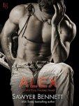 Alex by Sawyer Bennett