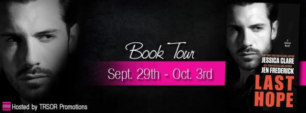 last hope book tour