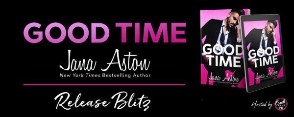 Good Time Release Blitz Banner