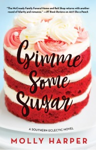 GIMME SOME SUGAR book cover