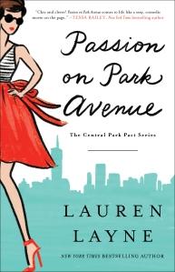 PASSION ON PARK AVENUE cover
