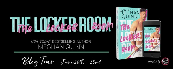 The Locker Room BT Banner