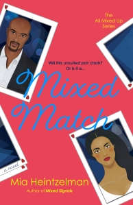 Mixed Match - cover 102819