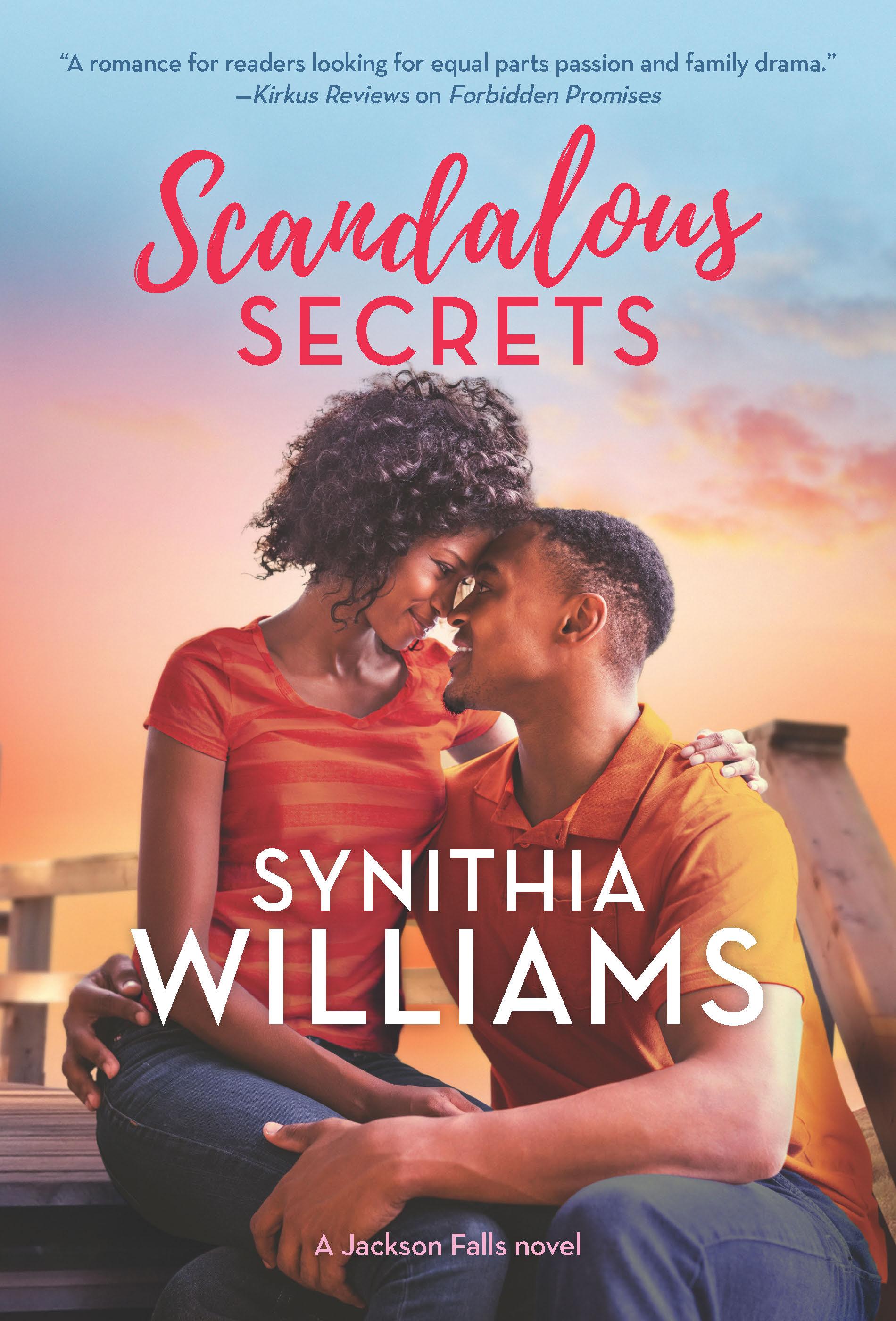 Scandalous Secrets Cover