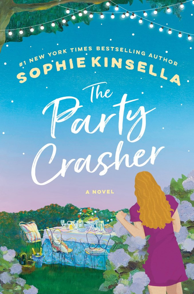 Book cover Party Crasher by Sophie Kinsella